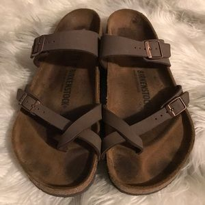 Women's Birkenstock Sandals Used